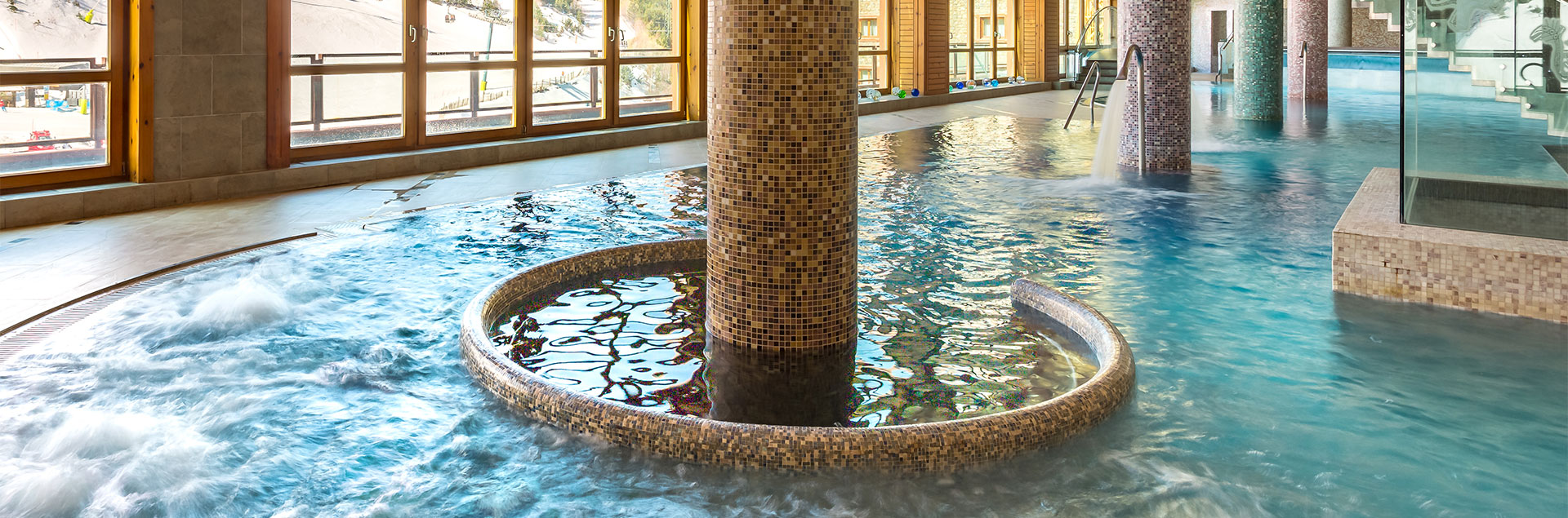 sport wellness mountain spa el cim del benestar a soldeu